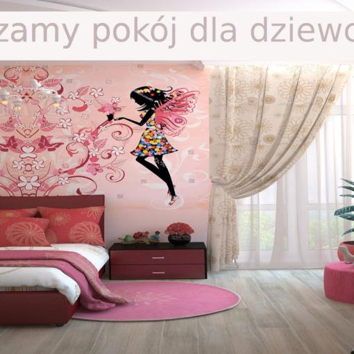 urządzamy pokój dla dziewczynki