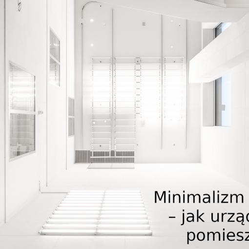 minimalizm w meblach